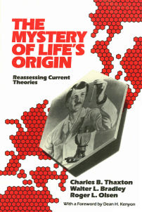 Mystery of Lifes Origin