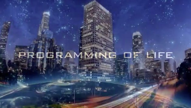 Programming of Life video